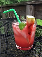 Grilled Watermelon Margarita